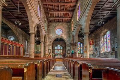 Holy Trinity, Berwick-upon-Tweed