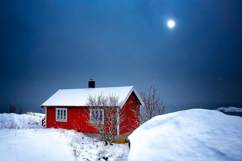 In a Warm Cabin
