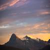 Colored Rockies