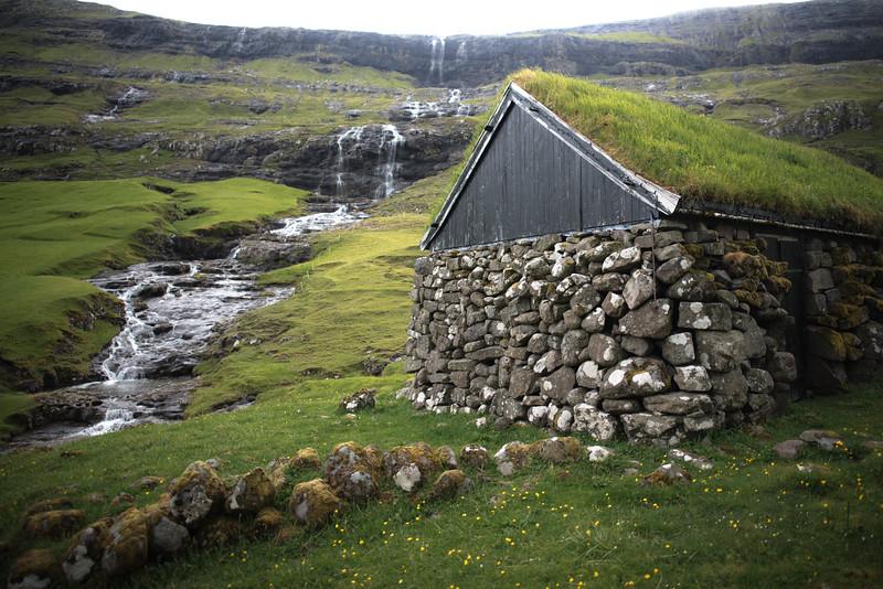 Saksun House