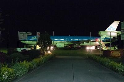 Arriving at Kilimanjaro International Airport