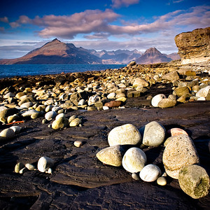 Pebbles at Elgol