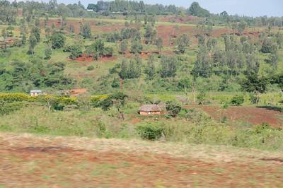 Road view near Karatu