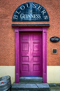 Blousers Bar Back Door