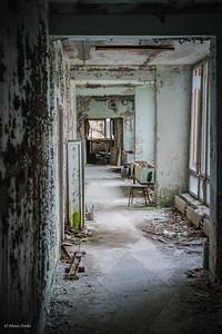 Inside Pripyat hospital