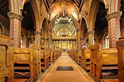St. Giles, Cheadle