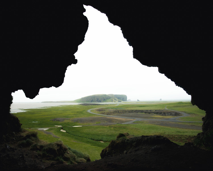 Iceland Cave