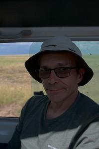 Hey, that's my hat!