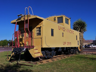 The Retired Caboose