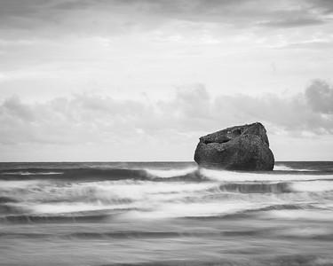 Whahariki Beach, South Island, New Zealand