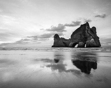 Elephant Rock, South Island, New Zealand