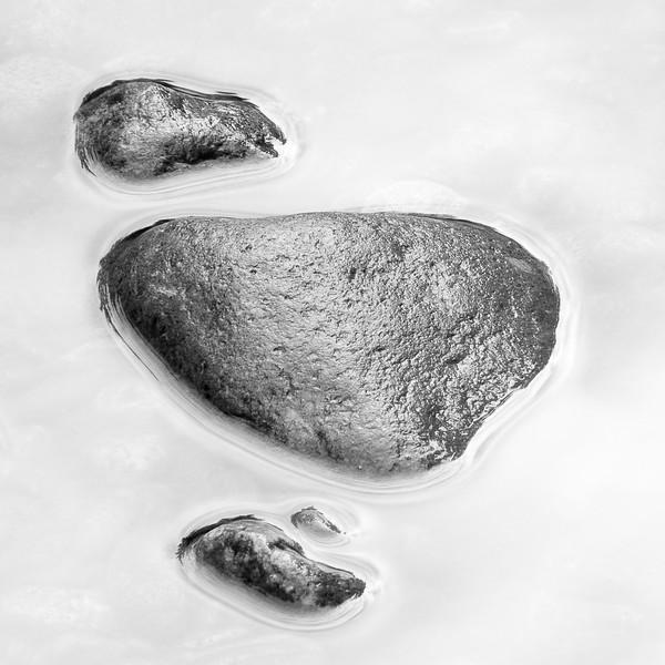 Zen Rocks No. 9