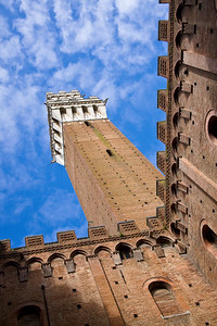 Siena Tower, Italy