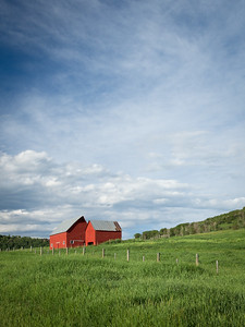 'Red Barns' - Steamboat Springs, Colorado