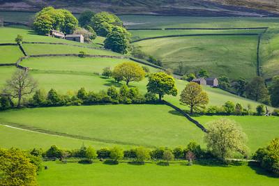 Ladybower Hills, England
