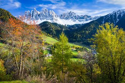 'Alpine Dream' - Dolomites, Italy