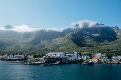 Senja, Mefjordvaer