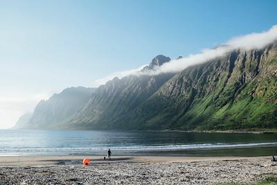 Senja, Ersfjord
