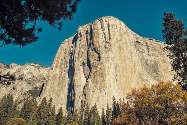 Yosemite  en automne