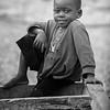 Lake Tanganyika Fishing Boy
