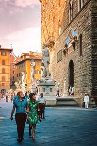 Florance - Piazzo Signora 10 nps