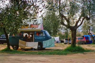 Florence - Campsite Michelanglo 34