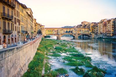 Florence - Ponte Vechio Bridge 9 nps