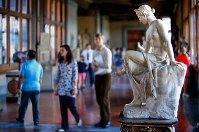 Florence - Uffizi Museum 14 nps