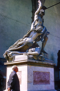 Florence - Rape of Polyxena 16 nps