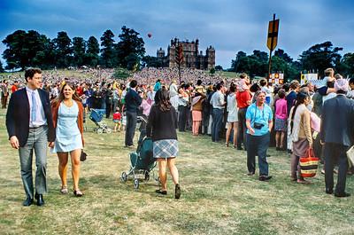700718 Nottingham Festival Wollaton Park 10-22