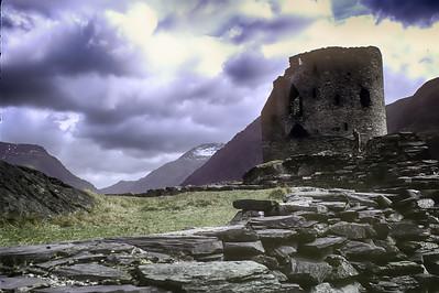 700325 Castle Dolbadaern in Wales 5-2