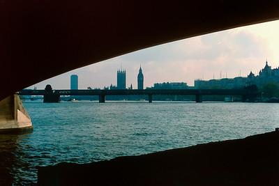 700509 London Toward Big Ben 7-21
