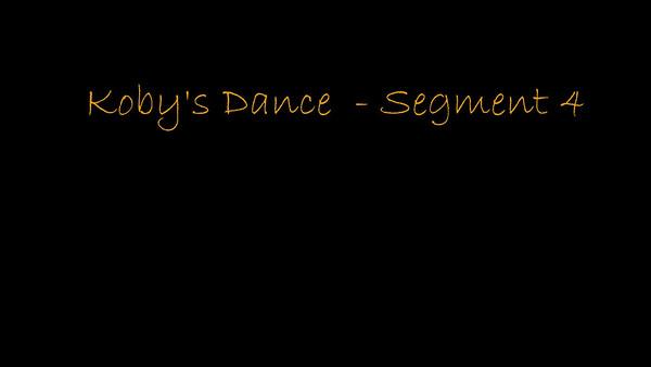 170114 Koby's Dance - Segment 4-1