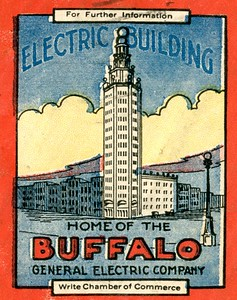 Electric Building: Home of the Buffalo General Electric Company
