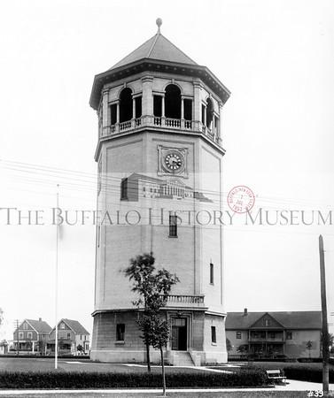 Kensington Avenue Water Tower