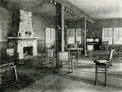 Erie Beach Hotel Interior