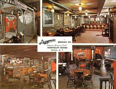 Iroquois Brewing Co. postcard