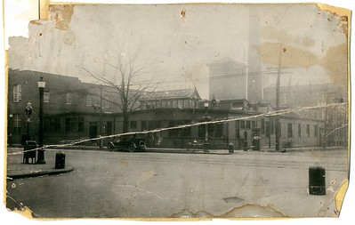 M.H. Birge & Sons Wallpaper factory