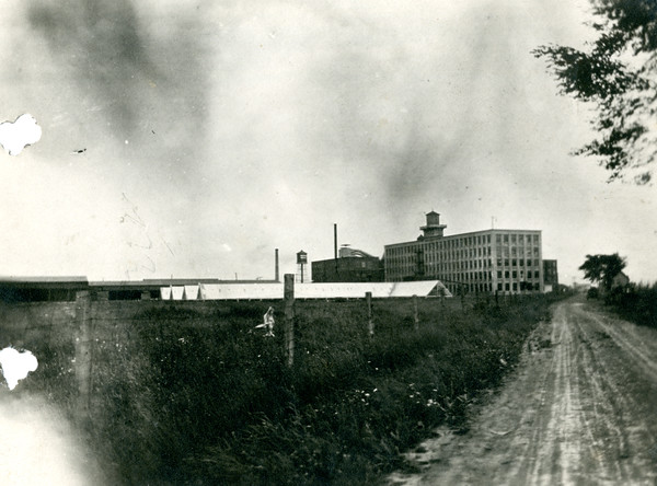 Wood & Brooks factory, Kenmore