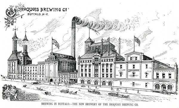 Iroquois Brewing Co., Buffalo, N.Y.