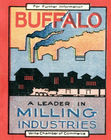 Buffalo a Leader in Milling Industries