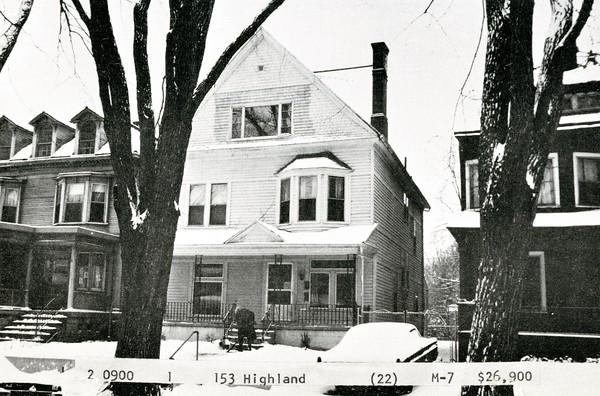 153 Highland Avenue
