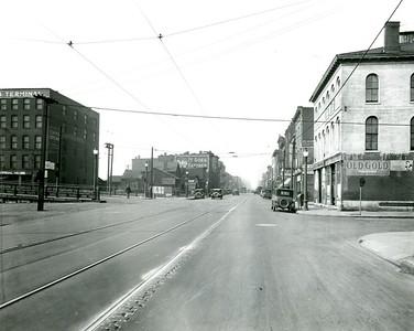 Seneca Street at Louisiana
