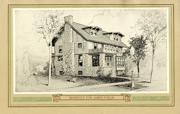 Residence for James Forgie