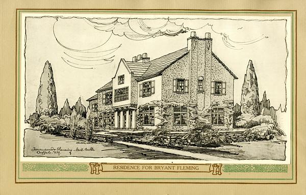 Residence for Bryant Fleming