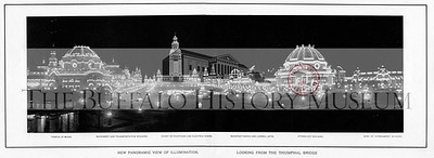 Pan-American Exposition Night View