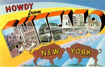 Howdy from Buffalo, New York