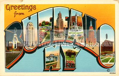 Greetings from Buffalo, N.Y.