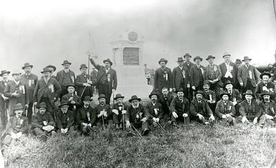 Survivors of Wiedrich's Battery