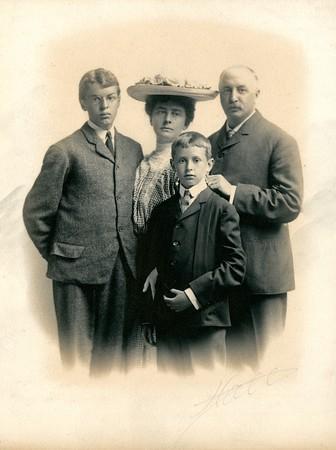 Hanry Ware Sprague family